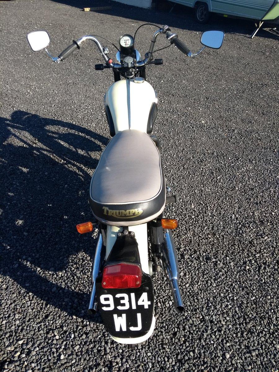 1960 Triumph 500 5TA For Sale (picture 5 of 6)
