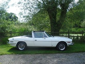 1976 Triumph Stag Mk11 Manual For Sale