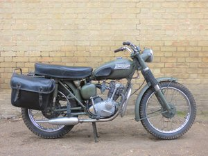 1966 Triumph T20 Tiger Cub 200cc SOLD