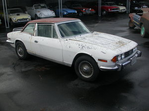 Picture of 1972 CALIFORNIA  STAG CHROME WIRES HARDTOP $6200 SHIPPING INCLUDE SOLD