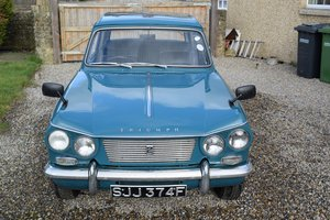 1967 TRIUMPH VITESSE 2 LITRE - SUPER DRIVING SPORTS SALOON SOLD