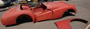 1955 Triumph TR3 project For Sale