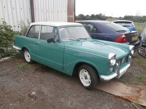 1961 Triumph Herald For Sale