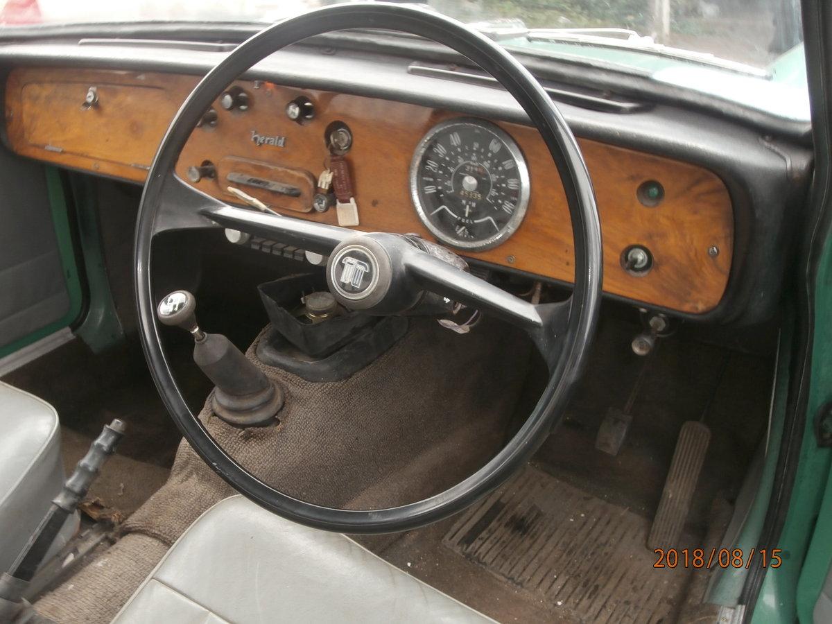 1961 Triumph Herald For Sale (picture 2 of 4)