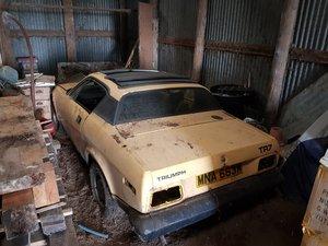 1980 Triumph TR7 SOLD