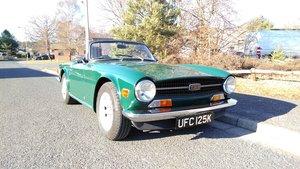1972 Triumph TR6 For Sale