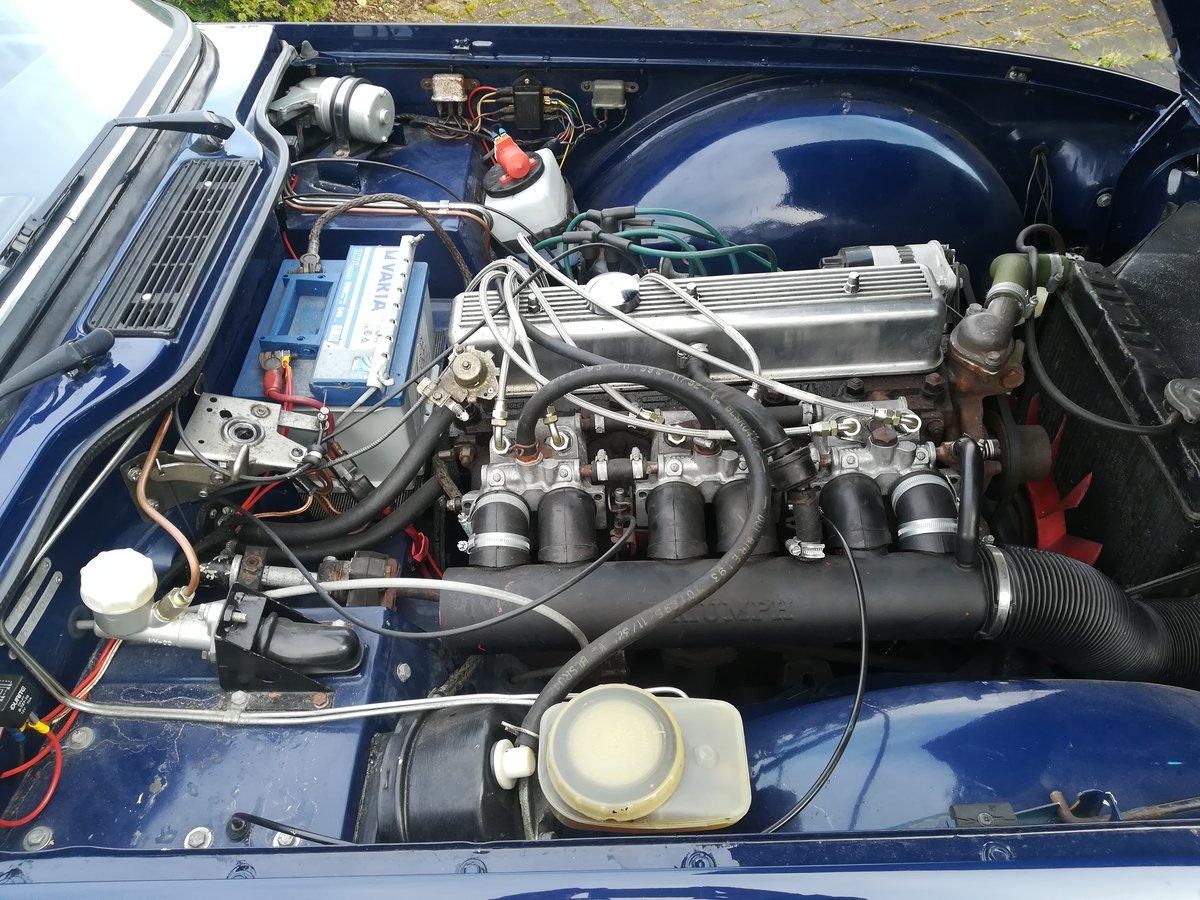Triumph TR6 Pi 125 bhp, 1973 SOLD (picture 4 of 6)