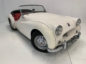 Triumph TR2 Long Door 1954, UK Car, Superb Example!