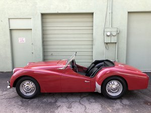 1963 Triumph TR3B For Sale | Car And Classic