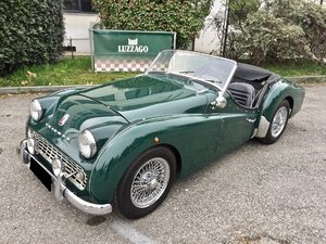 1959 TRIUMPHTR3 A OMOL.ASI For Sale