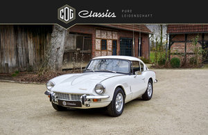 1970 A very well presented Triumph GT6 Mk.2 For Sale