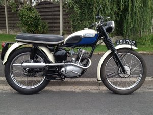 Picture of 1960  Triumph Tiger Cub Sport T20S