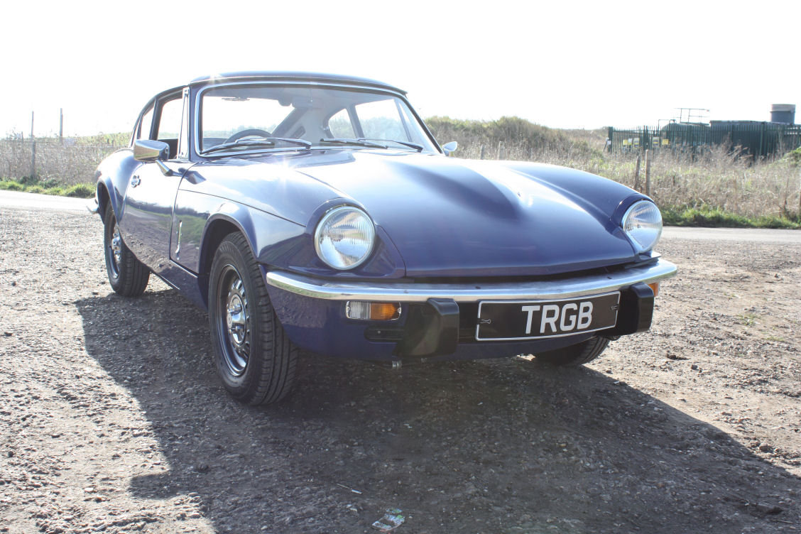 GT6 MKIII 1973 EXCEPTIONAL CONDITION For Sale (picture 1 of 6)