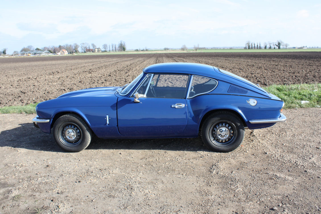 GT6 MKIII 1973 EXCEPTIONAL CONDITION For Sale (picture 6 of 6)