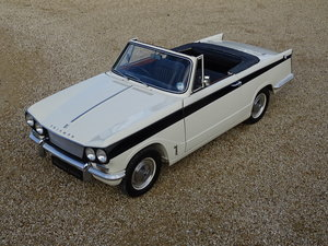 Triumph Vitesse 6 –  Early Car/Excellent Condition For Sale