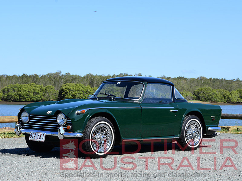 1967 Triumph Tr5 Pi For Sale Car And Classic
