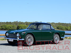 1967 Triumph TR5 PI For Sale