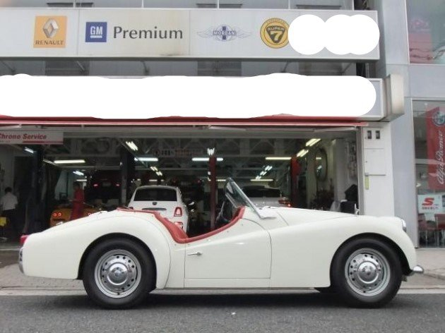 1960 Triumph TR-3 A For Sale (picture 4 of 6)
