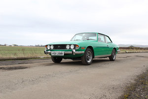 1977 Triumph Stag For Sale by Auction 23rd February SOLD by Auction