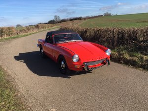 1968 Triumph Spitfire Mk3 For Sale