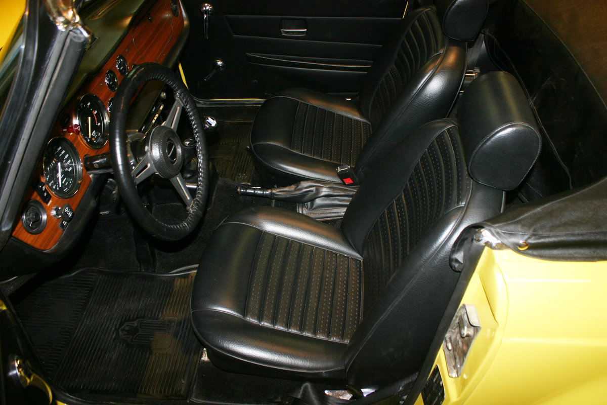 1974 Triumph TR6 For Sale (picture 4 of 6)