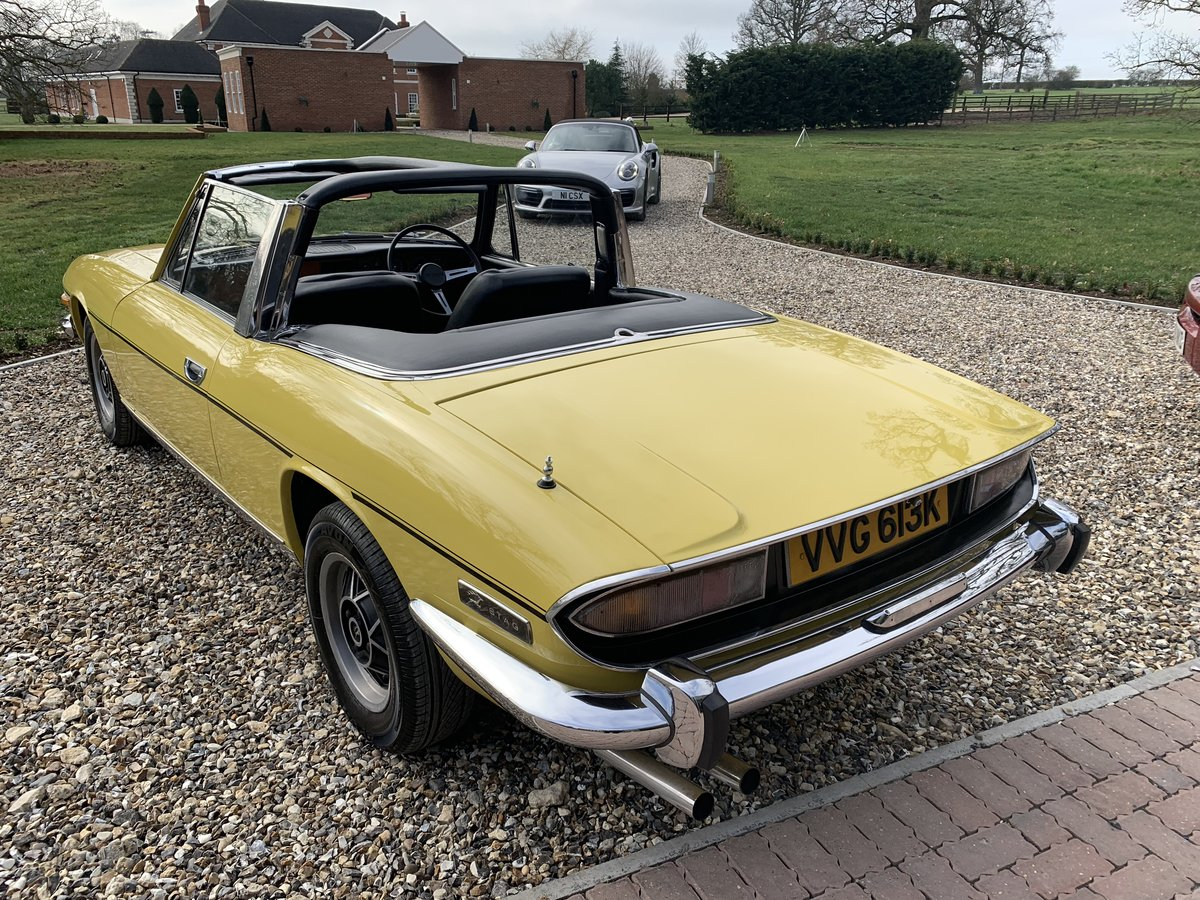 1971 STAG MK1  JUST HAD  FULL  REPAINT  ONLY  3  FORMER OWNERS  For Sale (picture 6 of 6)