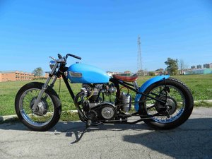1971 TRIUMPH BONNEVILLE T120R RIGID BOBBER/CHOPPER(650)