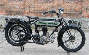 1924 Triumph SD 550cc For Sale