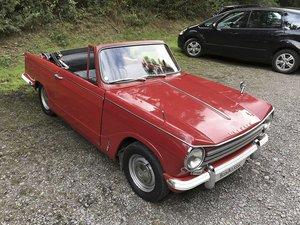 1969 Classic Car Hire