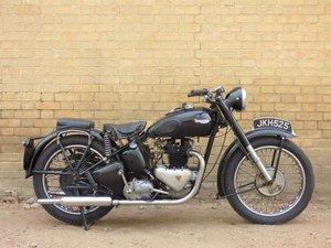 1948 Triumph 3T 350cc