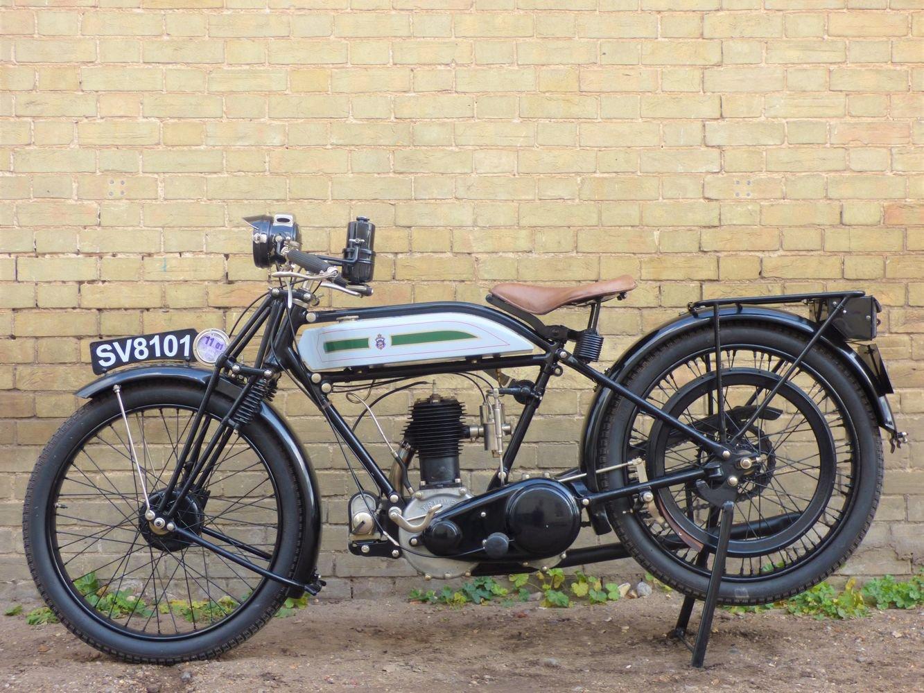 1925 Triumph Model P 500cc SOLD (picture 2 of 6)