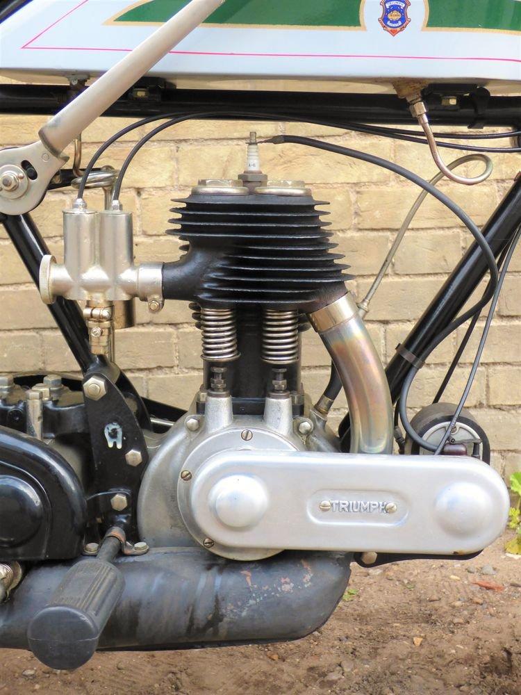 1925 Triumph Model P 500cc SOLD (picture 3 of 6)