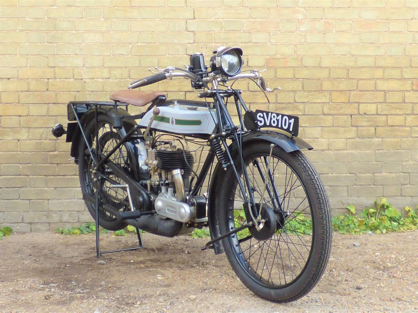 1925 Triumph Model P 500cc SOLD (picture 6 of 6)