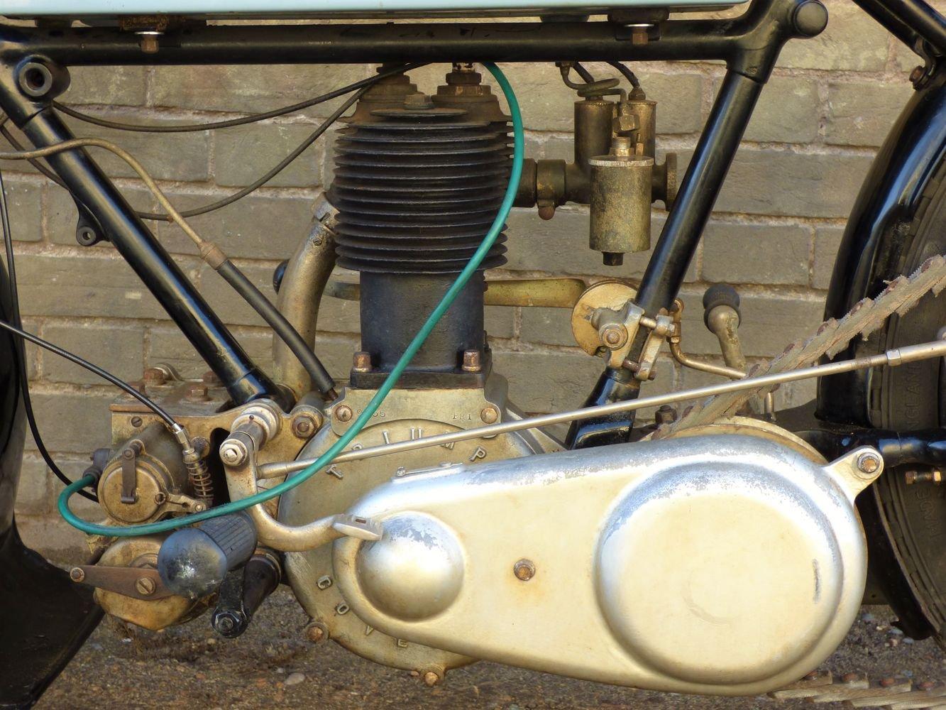 1924 Triumph Model H 550cc SOLD (picture 4 of 6)