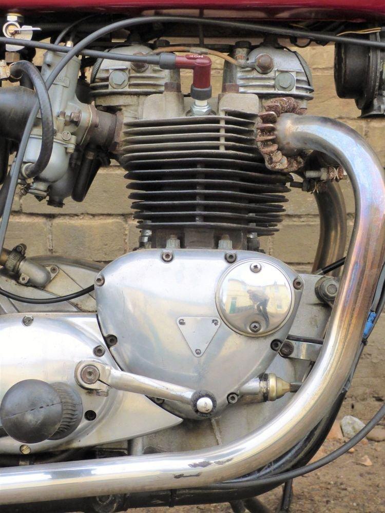 1972 Bonneville T120R Morgo 750cc SOLD (picture 3 of 6)