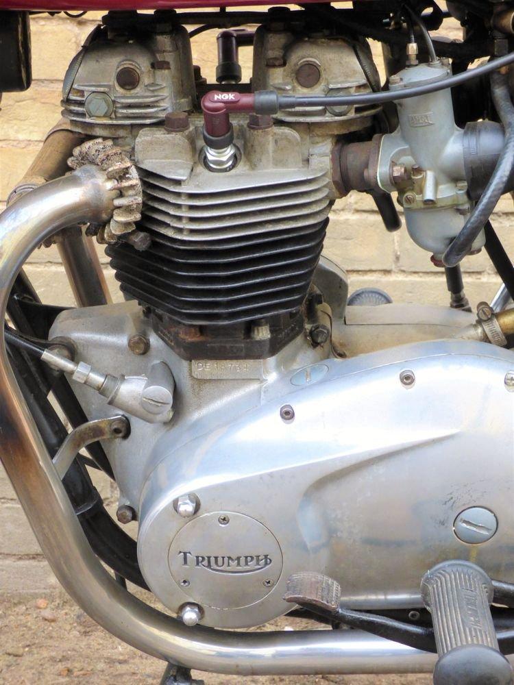 1972 Bonneville T120R Morgo 750cc SOLD (picture 4 of 6)