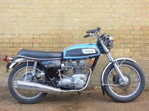 1972 Triumph Trident T150 750cc SOLD