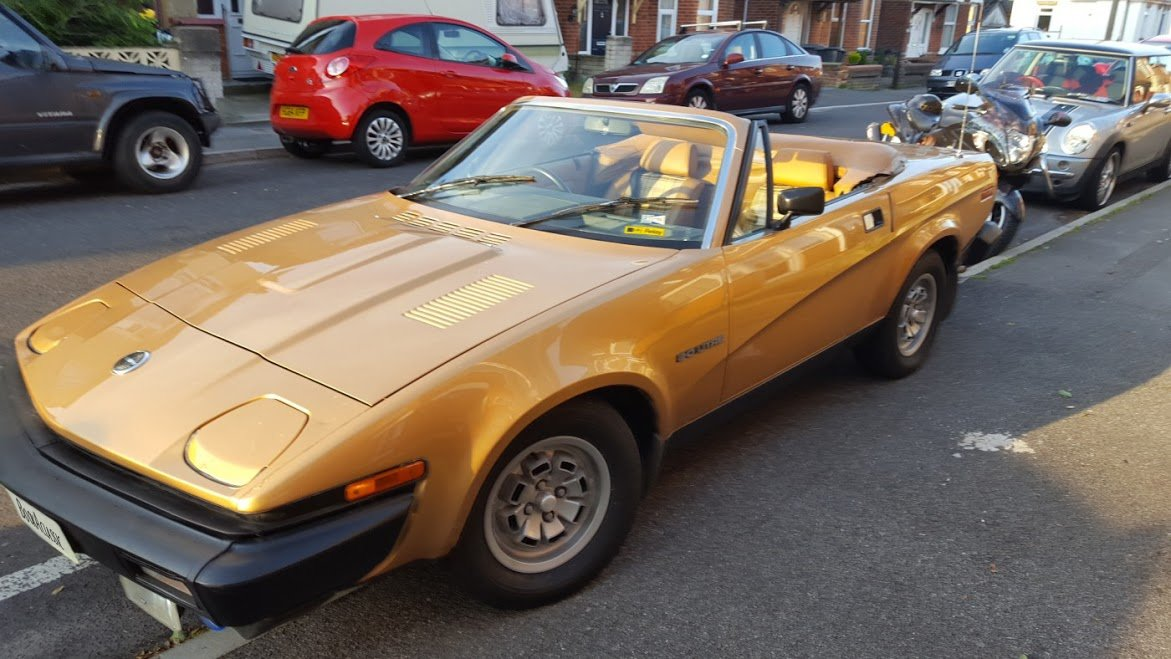 1981 Classic Car Hire For Hire (picture 1 of 5)