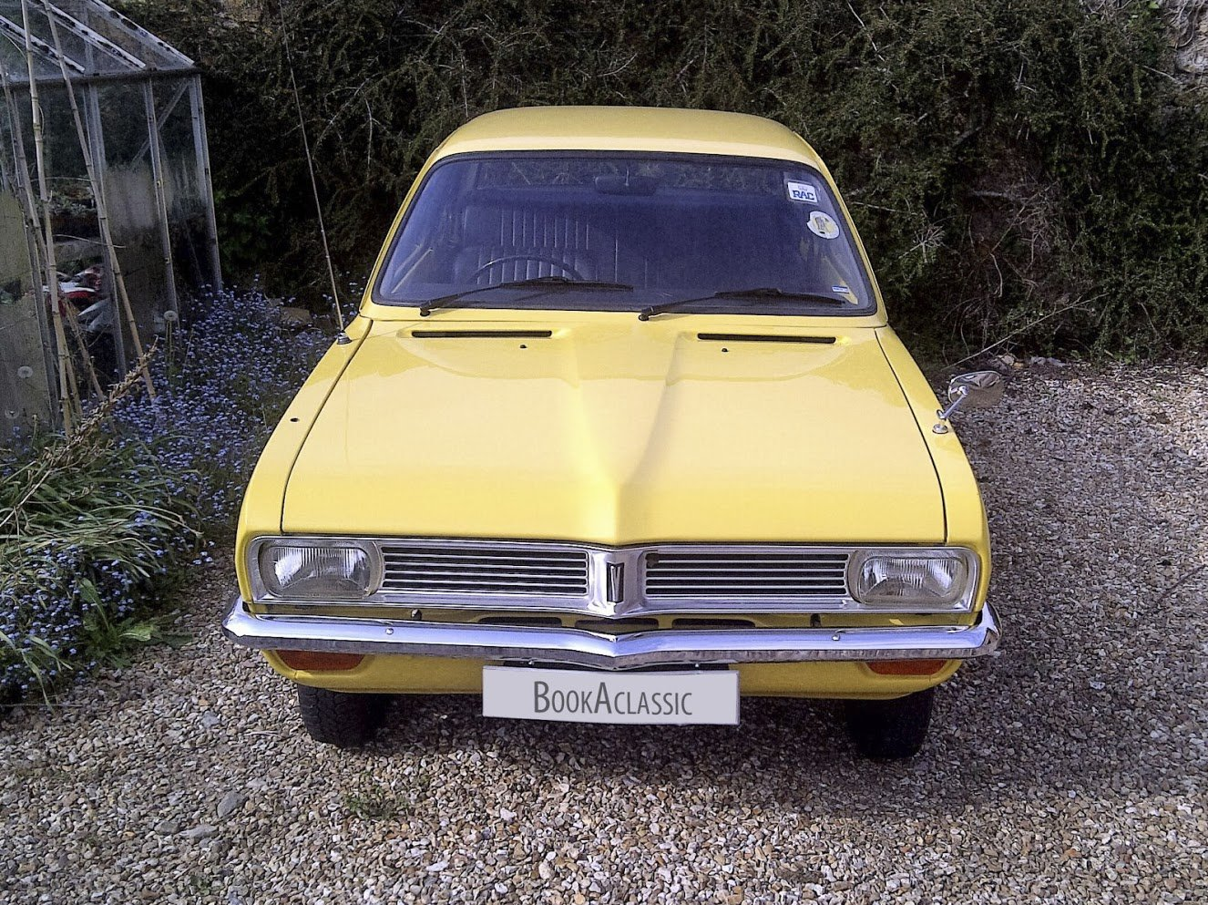 1981 Classic Car Hire For Hire (picture 5 of 5)