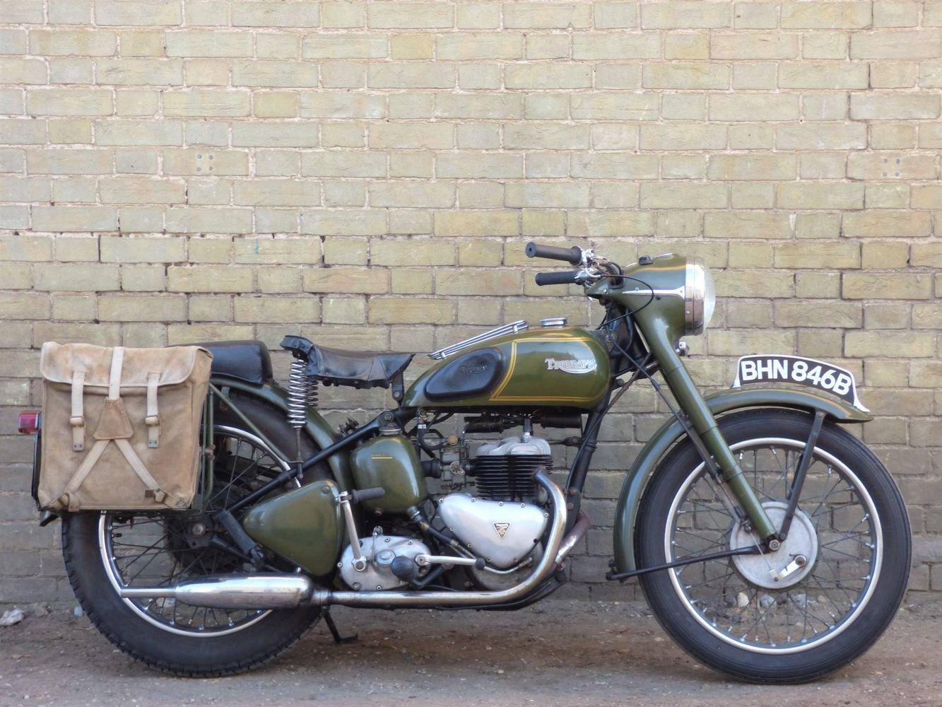 1964 Triumph TRW Mk.lll 500cc SOLD (picture 1 of 6)