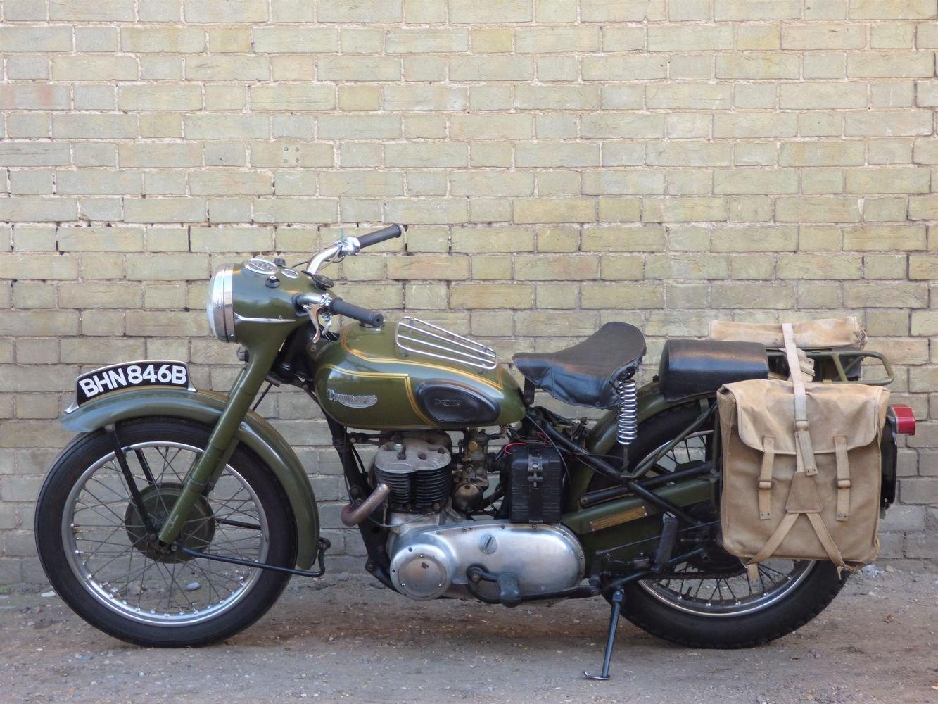 1964 Triumph TRW Mk.lll 500cc SOLD (picture 2 of 6)