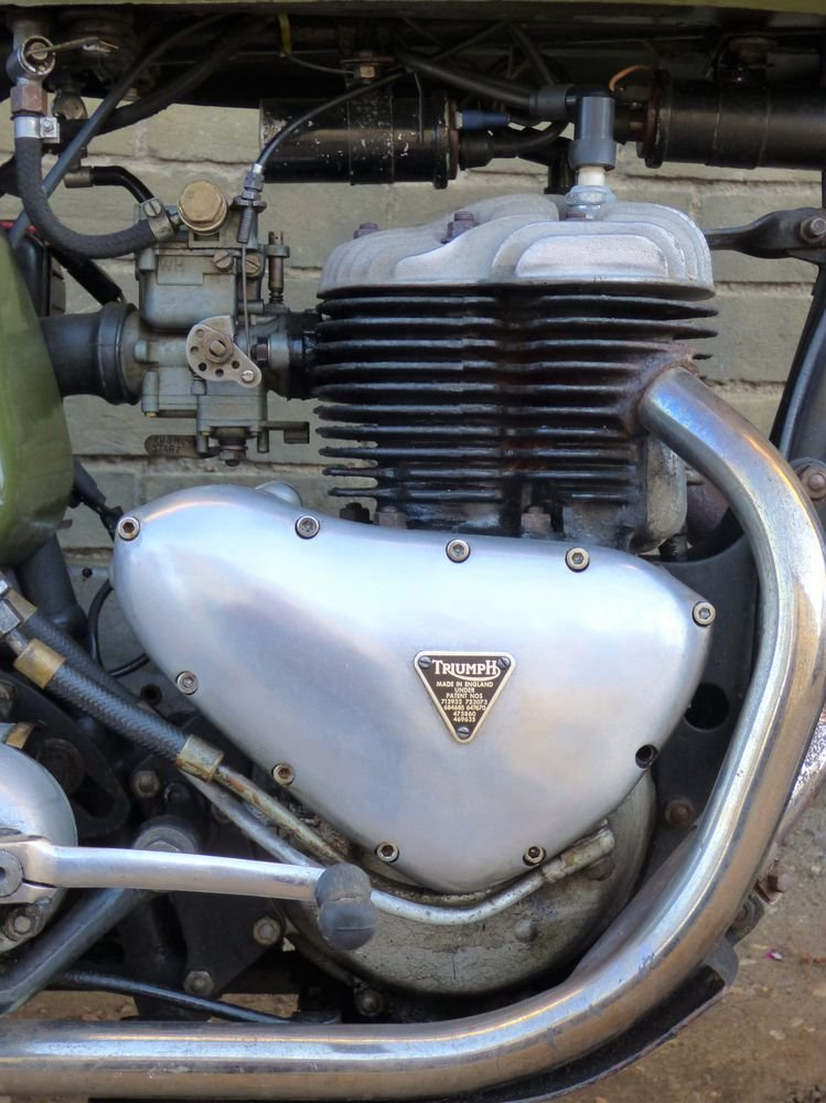 1964 Triumph TRW Mk.lll 500cc SOLD (picture 3 of 6)