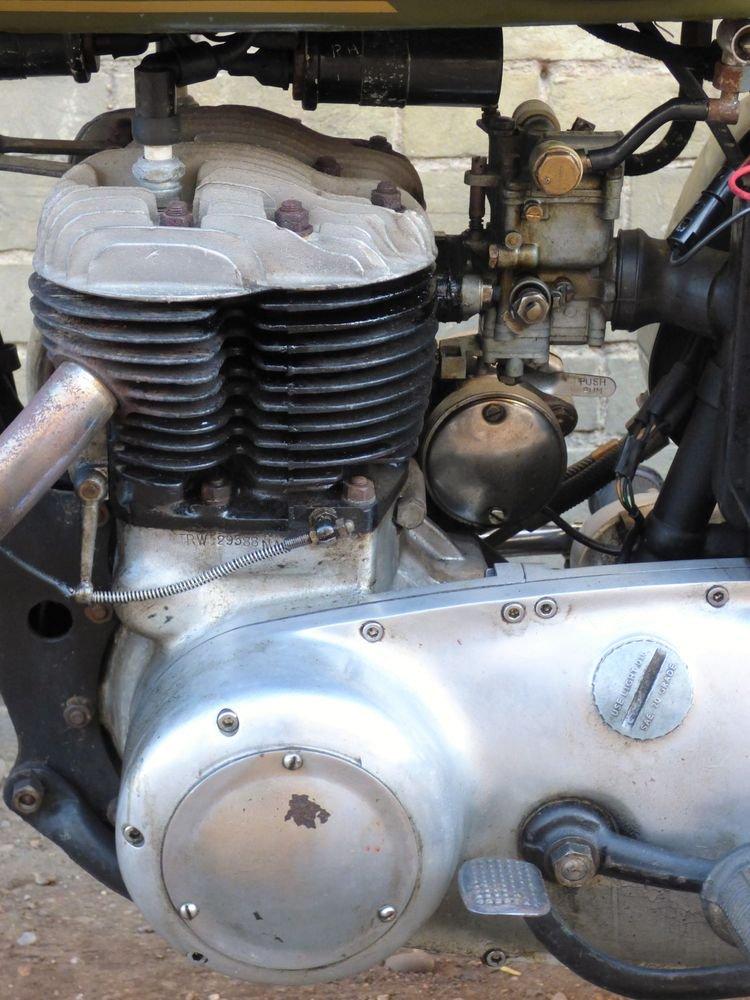 1964 Triumph TRW Mk.lll 500cc SOLD (picture 4 of 6)