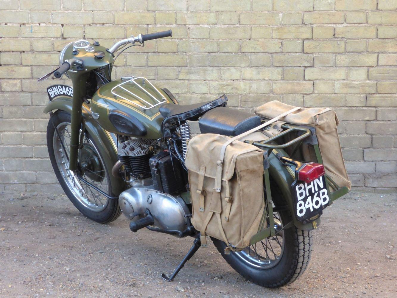 1964 Triumph TRW Mk.lll 500cc SOLD (picture 5 of 6)