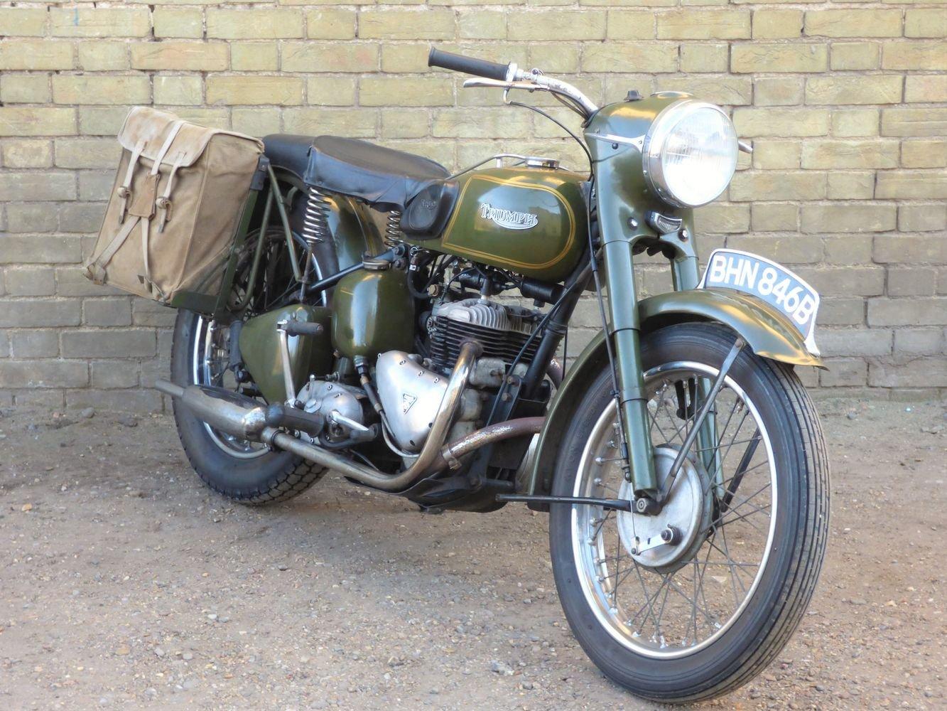 1964 Triumph TRW Mk.lll 500cc SOLD (picture 6 of 6)