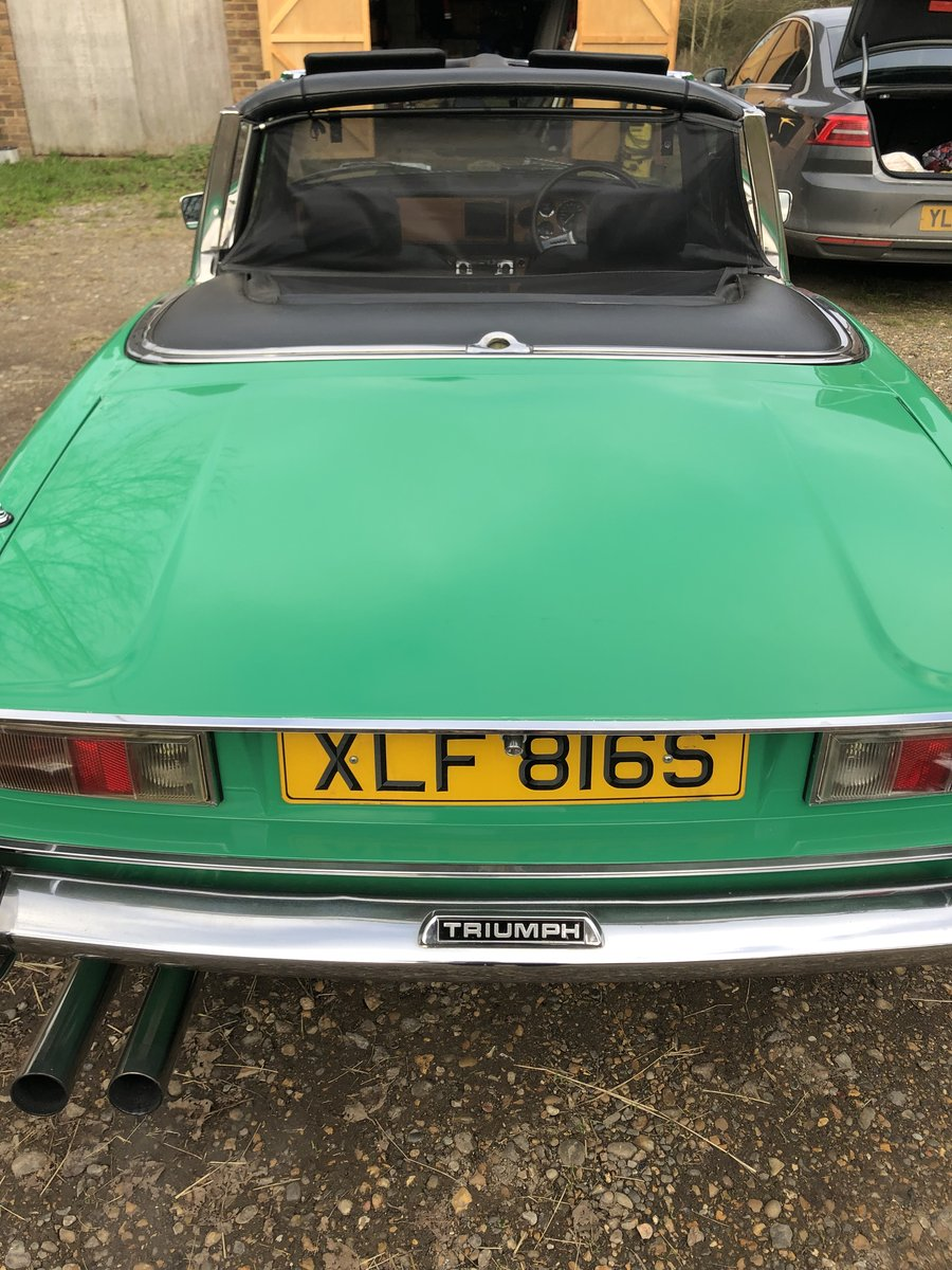 1978 Triumph Stag  For Sale (picture 2 of 6)