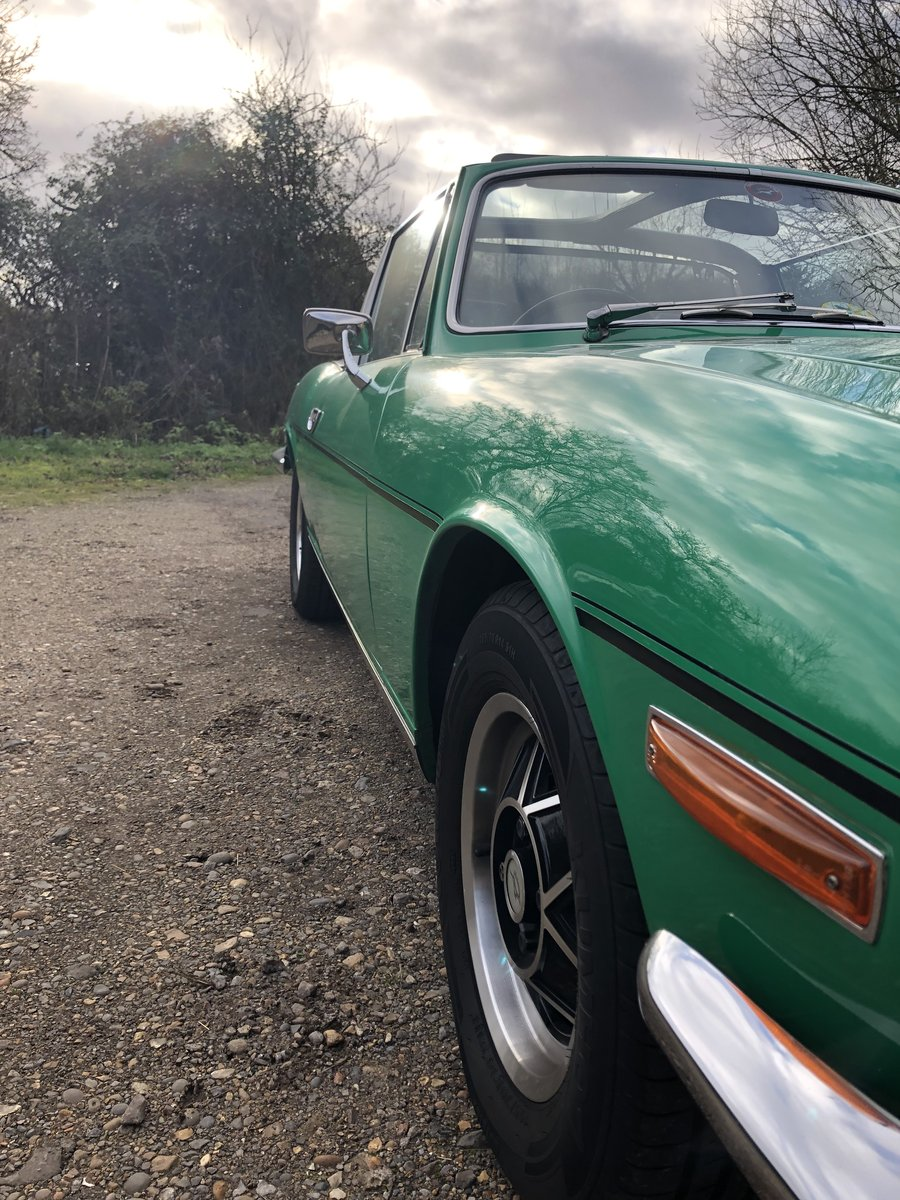 1978 Triumph Stag  For Sale (picture 5 of 6)