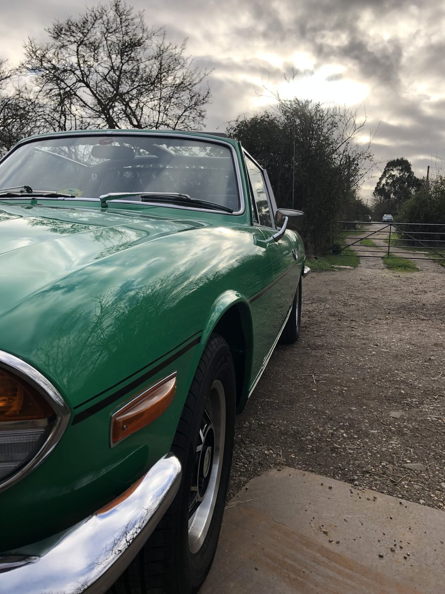 1978 Triumph Stag  For Sale (picture 6 of 6)
