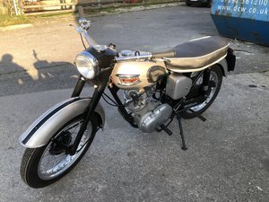 TRIUMPH T20 TIGER CUB MANUFACTURED 1959 IDEAL PROJECT