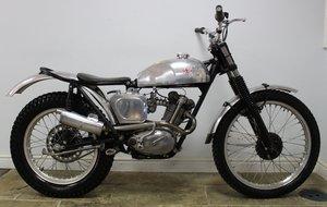 1960 Triumph T20 Tiger Cub Trials , Excellent condition SOLD